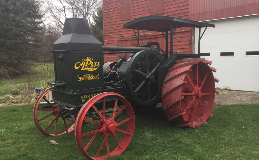 24th Annual Tractor Show – Fathers Day Weekend